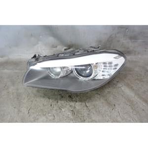 2011-2013 BMW F10 5-Series Left Front Xenon Adaptive Headlight Lamp OEM - 34246