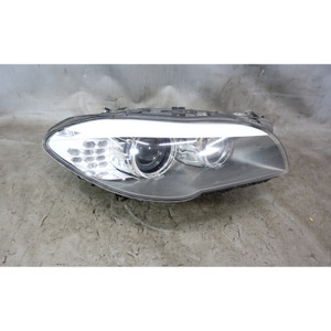 2011-2013 BMW F10 5-Series Right Front Xenon Adaptive Headlight Lamp OEM - 34248
