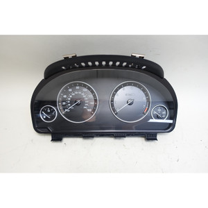 2010-2013 BMW F10 5-Series F25 Instrument Gauge Cluster Speedo Tach OEM - 34259