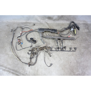 1994 BMW E36 325i 2.5L M50 6Cyl Engine Wiring Harness for Automatic Transmission - 34292