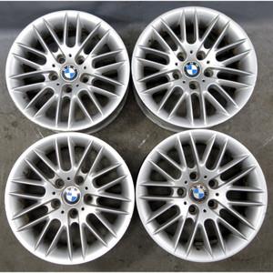 1997-2003 BMW E39 5-Series 16x7 Style 82 Parallel 20 Spoke Alloy Wheel Set of 4 - 34308