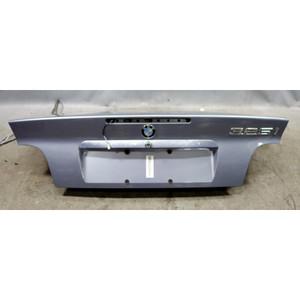 1994-1999 BMW E36 3-Series Convertible Trunk Boot Deck Lid Samoa Blue OEM - 34319