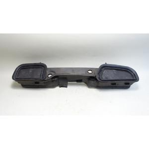 1995-2001 BMW E38 7-Series Front Windshield Fresh Air Flaps Cowl Drain Panel - 34349