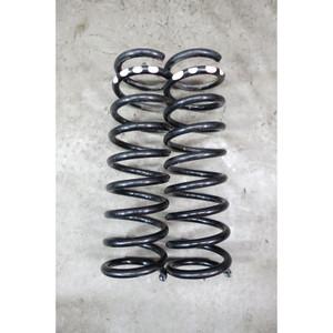 1995-2001 BMW E38 740i Short Sport Factory Coil Spring Pair SWB OEM - 34357