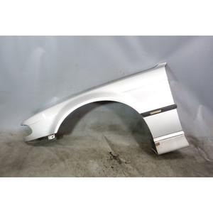 1999-2001 BMW E38 7-Series Left Front Driver's Fender Quarter Panel Titan Silver - 34358
