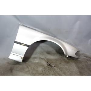 1999-2001 BMW E38 7-Series Factory Right Front Fender Quarter Panel Titan Silver - 34359