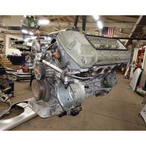 1999-2003 BMW E39 540i E38 740i M62TUB44 4.4L V8 Engine Assembly OEM - 34363