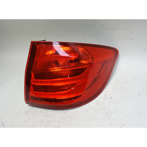 2014-2015 BMW F31 3-Series Touring Right Passenger Outer Tail Light Lamp OEM - 34380