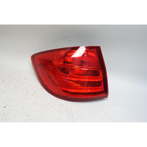 2014-2015 BMW F31 3-Series Touring Wagon Left Driver's Rear Outer Tail Light OEM - 34398