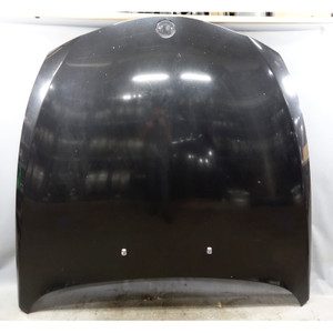 2004-2010 BMW E63 E64 6-Series Engine Hood Bonnet Cover Panel Black Sappire OEM - 34410
