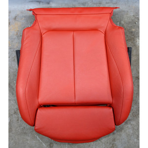 2012-2016 BMW F30 Sedan F31 Touring 3-Series Front Right Seat Bottom Coral Red - 34458