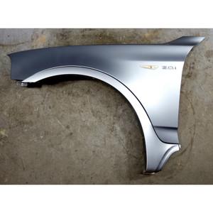 2005-2010 BMW E83 X3 Left Front Driver's Fender Quarter Panel Siver Grey OEM - 34461