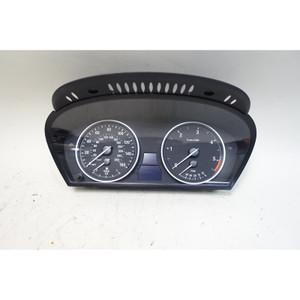 2009-2013 BMW E70 X5 SAV Diesel 6-Cyl Instrument Gauge Cluster Speedo Tach OEM - 34486