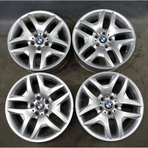 2004-2010 BMW E83 X3 18x8 Style 192 ///M Double Spoke Wheels Rim Set of 4 OEM - 34491