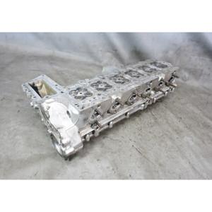 2009-2013 BMW E90 335d E70 X5 Diesel M57 6-Cylinder Engine Cylinder Head w Valve - 34502