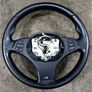 2004-2006 BMW E83 X3 SAV Early M Sport Multi Function Steering Wheel ///M OEM - 34511
