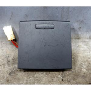 2004-2006 BMW E83 X3 SAV Center Console Rear Power Socket Cover Black OEM - 34521