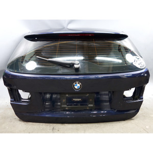 2014-2017 BMW F31 3-Series Touring Factory Rear Trunk Hatch Imperial Blue OEM - 34532