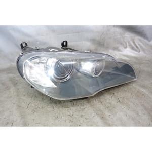 Damaged 2007-2011 BMW E70 X5 SAV Right Front Xenon Adaptive Headlight Lamp OEM - 34539