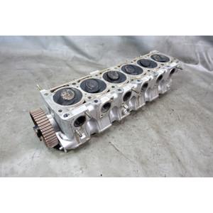 1987-1991 BMW M20B25 2.5 885 Cylinder Head w Cam Rockers Valves E30 E28 OEM - 34540