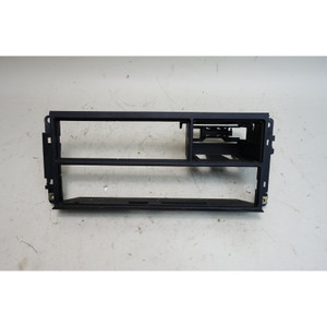 1989-1995 BMW E34 5-Series Front Dash On-Board Computer Radio Carrier Frame OEM - 34569