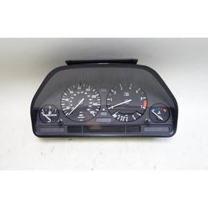 1990 BMW E34 5-Series E32 Instrument Gauge Cluster Speedo Tach 525i 735i OEM - 34570