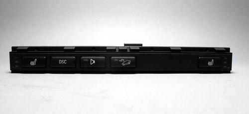 BMW E46 325xi 330xi AWD Center Console Switch Unit w DSC HK Heat 2002-2005 USED