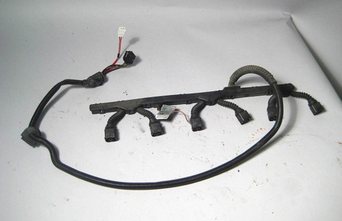 bmw e46 ignition coil wiring harness 2003 to pre 03/03 m54 325i 330i oem -  prussian motors