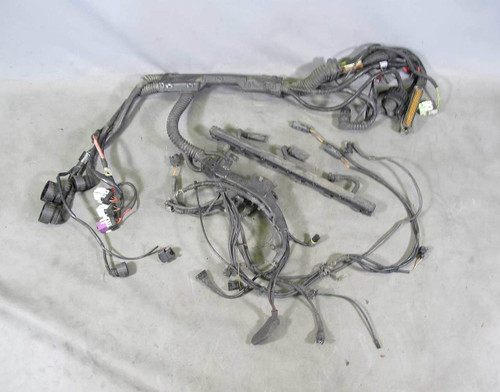 BMW E36 Engine Wiring Harness Manual ASC+T 97 98 99 328i 328is 328iC Used Engine Wiring Harness on bmw 2 8 engine wire harness, engine control module, engine harmonic balancer, oem engine wire harness, suspension harness, dodge sprinter engine harness, hoist harness,