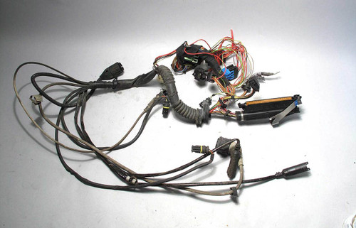 bmw e39 5-series automatic transmission gearbox wiring harness 1999 used  oem - prussian motors