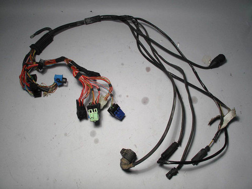 bmw e46 3 series m54 automatic transmission wiring harness 2001 2002 used oem Wiring Harness Wiring- Diagram