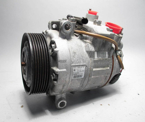 BMW E60 535i 535xi AC Air Conditioning Compressor Pump Denso 2008-2010 USED  OEM