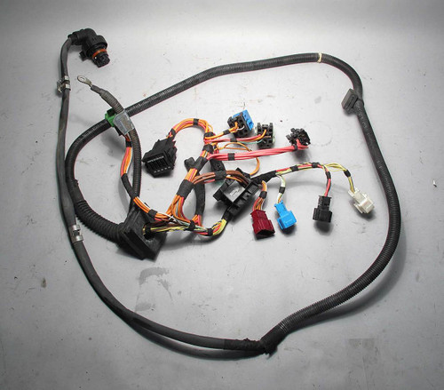 Incredible 2006 Bmw E90 N52 325 330 Automatic Transmission Wiring Harness Wiring 101 Kwecapipaaccommodationcom