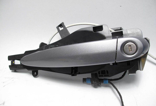 BMW E90 E92 3-Series Left Front Exterior Door Handle Space Grey Light  2006-2013