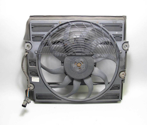 Get For BMW 7Series 740i 750i E38 740iL Condenser Cooling Fan Assembly Look