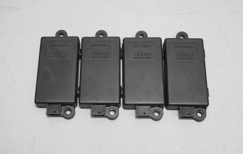 BMW E63 E64 6-Series DWA Alarm System Receiver Antenna Set of 4 2006-2010 USED