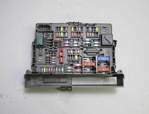 Bmw E90 Fuse Box Problem - Wiring Diagram Article