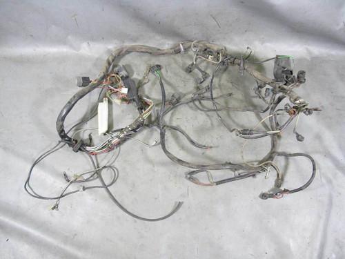 Terrific Damaged Bmw E23 745I M106 M30 Euro Engine Wiring Harness 1983 1984 Wiring Database Ilarigelartorg