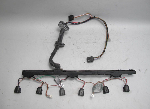 2004-2005 bmw e60 5-series m54 early ignition coil wiring harness complete  used - prussian motors