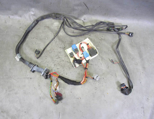 Transmission Wiring Harness Wiring Diagram