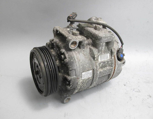 BMW E60 525 530 M54 6cyl Factory Air Conditioning AC Compressor Pump Denso USED