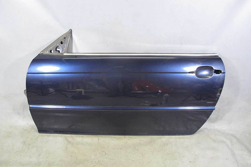 Bmw E46 3 Series 2door Coupe Convertible Left Drivers Exterior Door Orient Blue