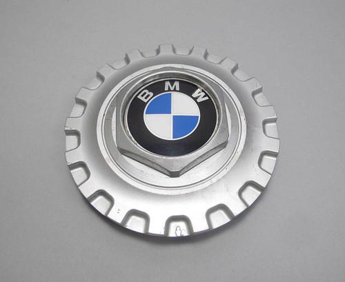 BMW E39 5-Series E36 E38 Style 5 2-Piece Composite Wheel Center Hub Cap OE USED