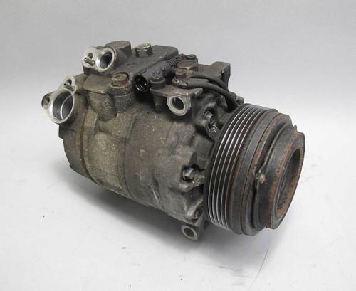BMW E38 750iL V12 Factory Denso AC Air Conditioning Compressor Pump 1998-2001 OE