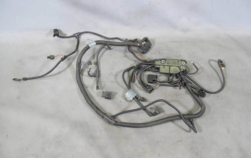 bmw f10 535i n55 6-cyl early sensoric module 2 engine wiring harness used  oem - prussian motors