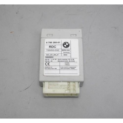 2007-2009 BMW E93 3-Series Convertible RDC Tire Pressure Monitoring Module USED