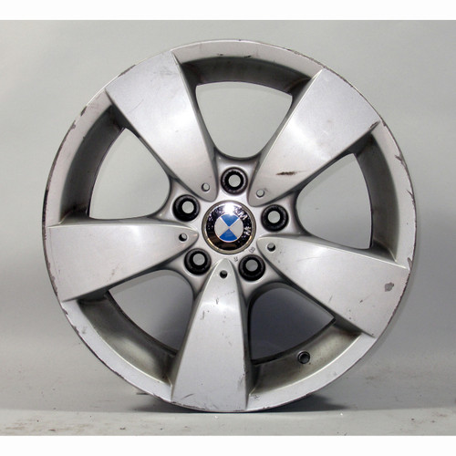 Bmw E60 5 Series Awd Xdrive Factory 17 Style 138 Spider 5 Spoke Wheel Oe Used