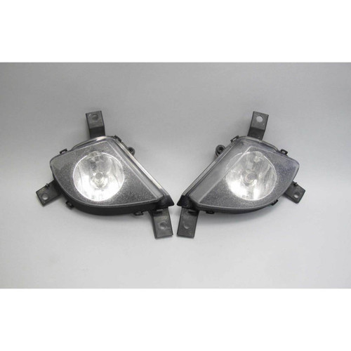 09-12 BMW E90 E91 3-Seires Late Model Front Factory Fog Light Pair Left Right OE