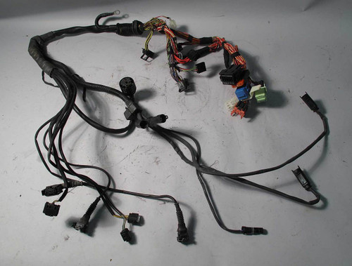 BMW E46 M3 SMG Transmission Module Wiring Harness 2004-2006 USED OEM