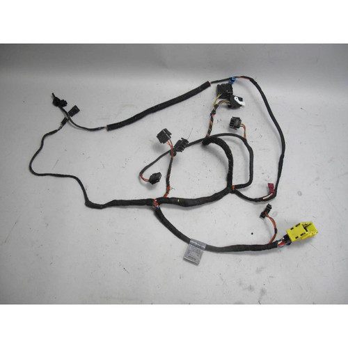1999 2003 bmw e39 5 series e38 factory left front sports seat wiring
